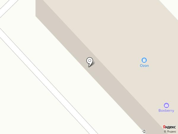 Профиль на карте Гатчины