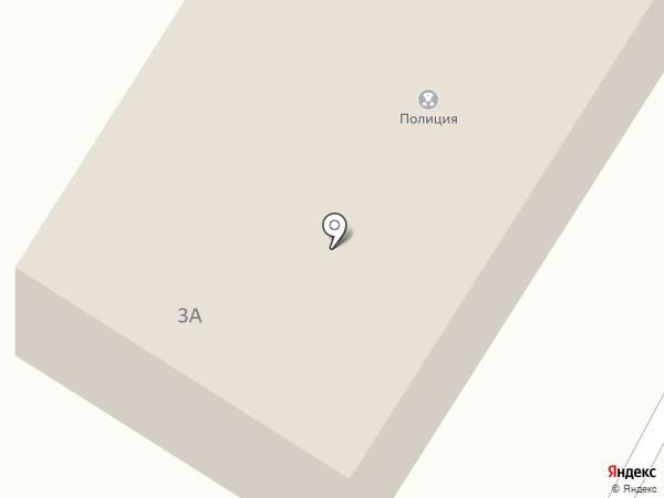 Отдел ГИБДД Гатчинского района на карте Гатчины