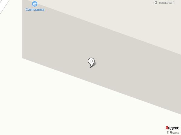 Гловес на карте Гатчины