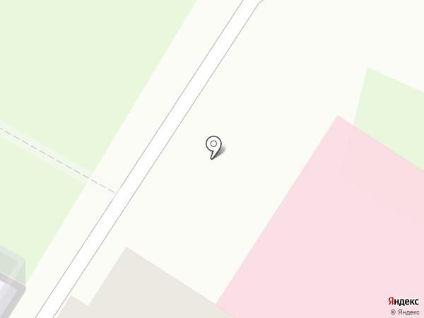 Поликлиника на карте Гатчины