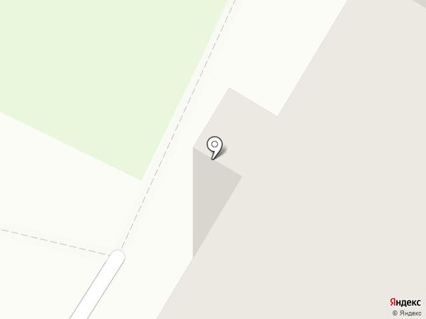 Донской на карте Гатчины