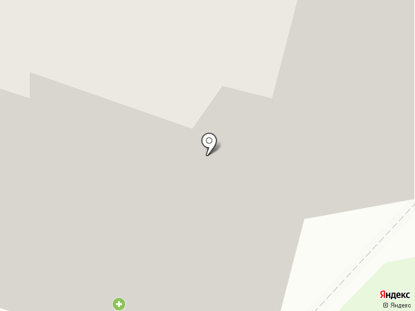 Лотос на карте Гатчины