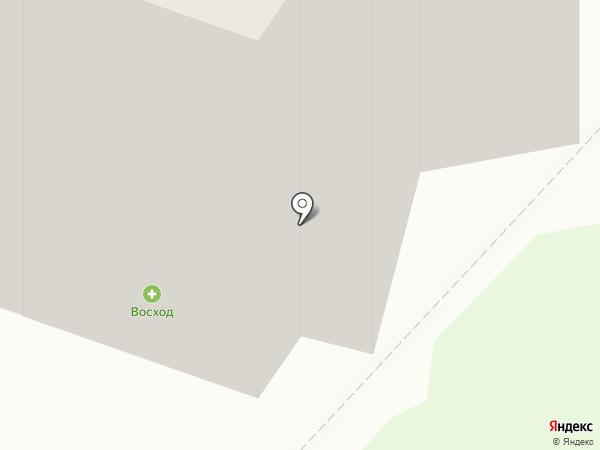 Салон красоты на карте Гатчины