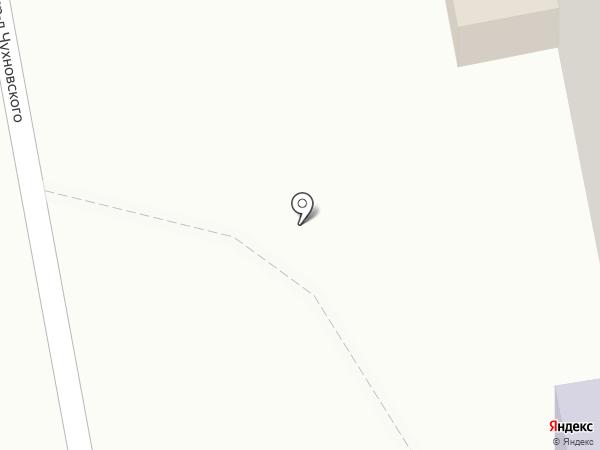 Ореол на карте Гатчины