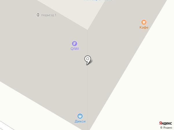 Qiwi на карте Гатчины