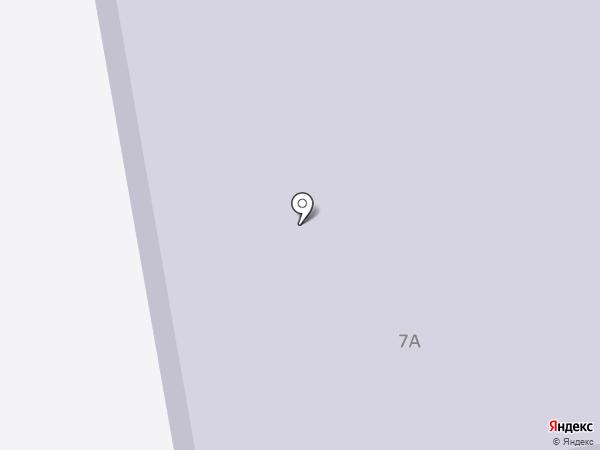 Начальная общеобразовательная школа №5 на карте Гатчины
