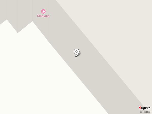Аби-Сервис на карте Гатчины