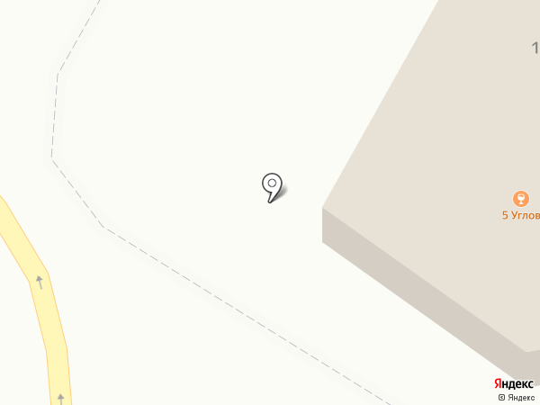 Ангеяд на карте Гатчины