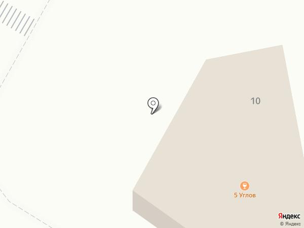 Кафе на карте Гатчины