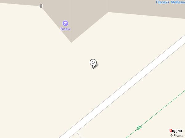 585 на карте Гатчины