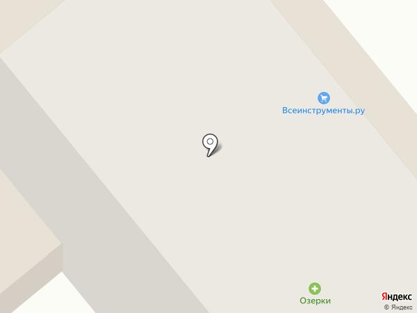 Анжела на карте Гатчины