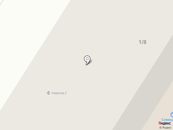 Верный на карте Гатчины