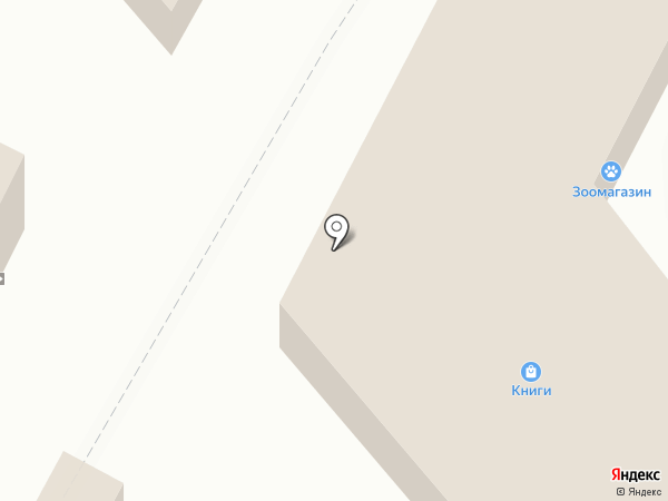 Семерочка на карте Гатчины