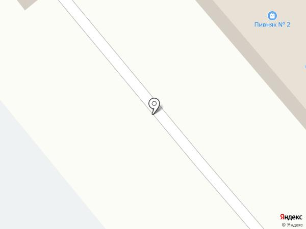 Мясная лавка на карте Гатчины