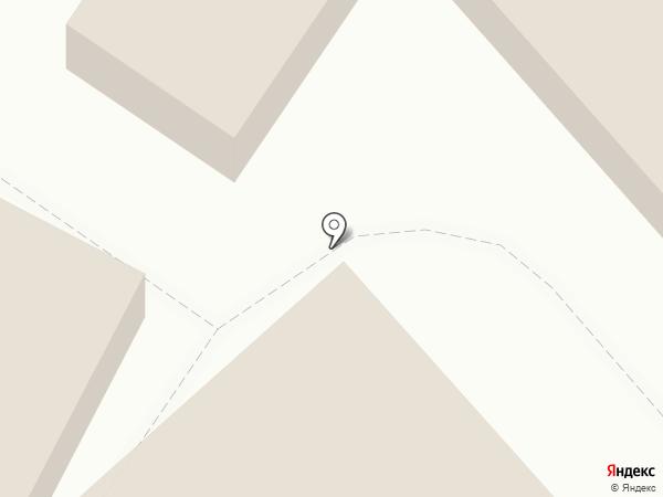 Северная на карте Гатчины