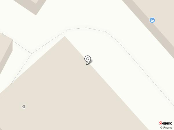 Лада на карте Гатчины