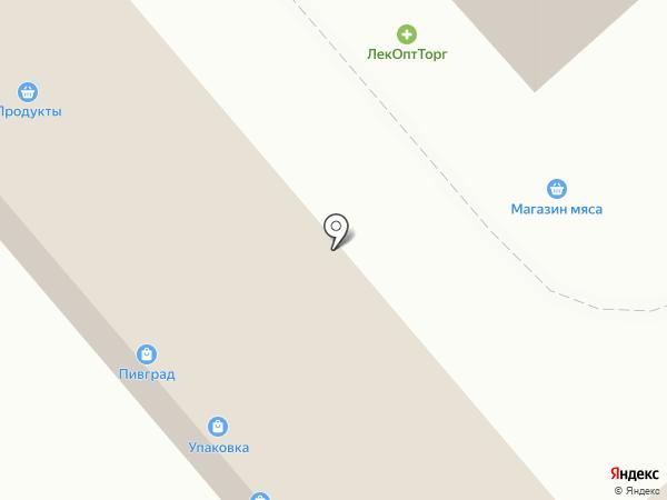 Уют на карте Гатчины