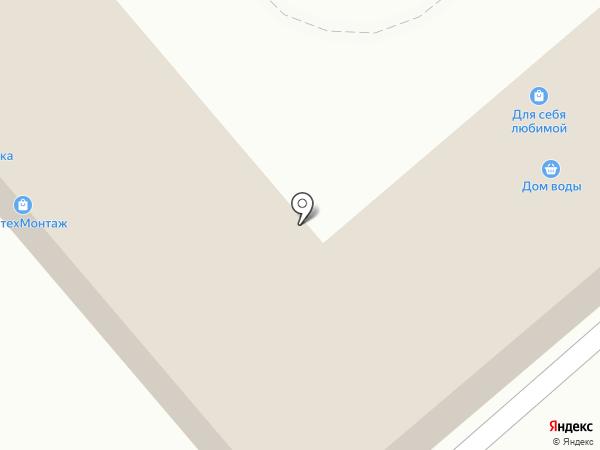 Леночка на карте Гатчины