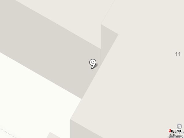 Сток на карте Гатчины