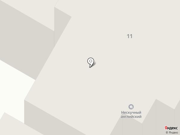 Пирамида на карте Гатчины