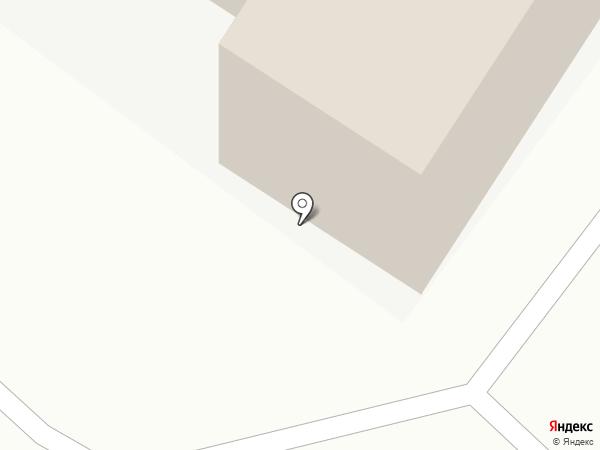 Банька на карте Гатчины