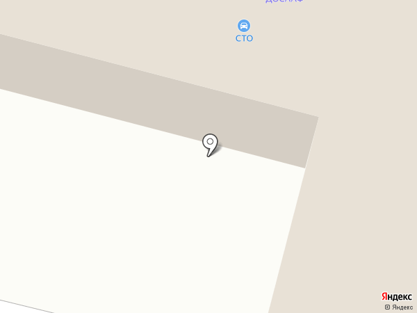 Автошкола на карте Гатчины