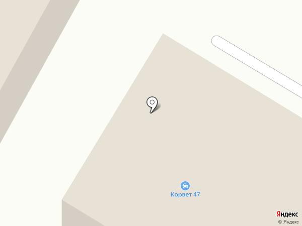 Атлант-Авто на карте Гатчины