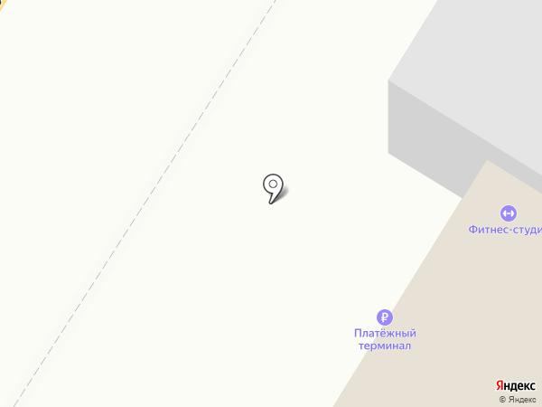 Карамель на карте Гатчины