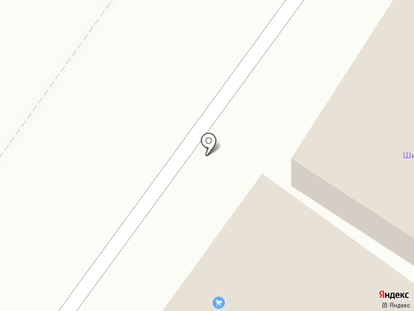 Магазин автоэмалей на карте Гатчины