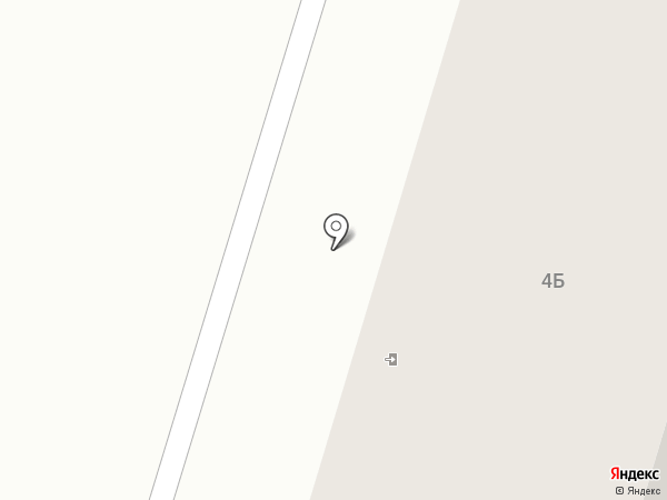 Новый Век на карте Гатчины