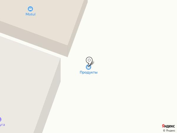Магазин автозапчастей для иномарок на карте Тайцев