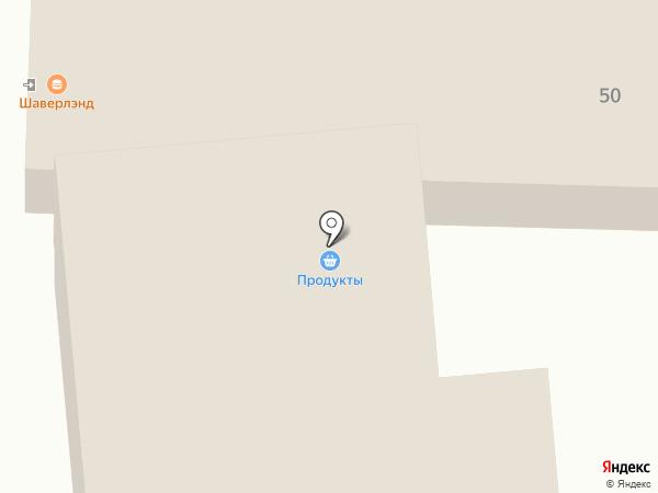 Магазин автозапчастей на карте Тайцев