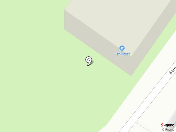 Композит-Сервис на карте Гатчины