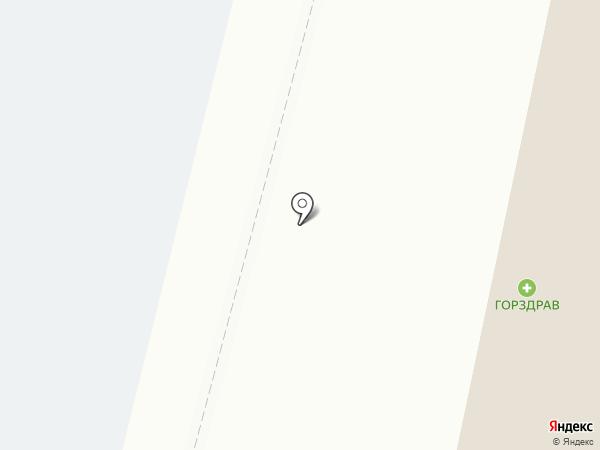 ЗИТ на карте Гатчины
