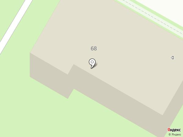 ВитаВиет на карте Гатчины