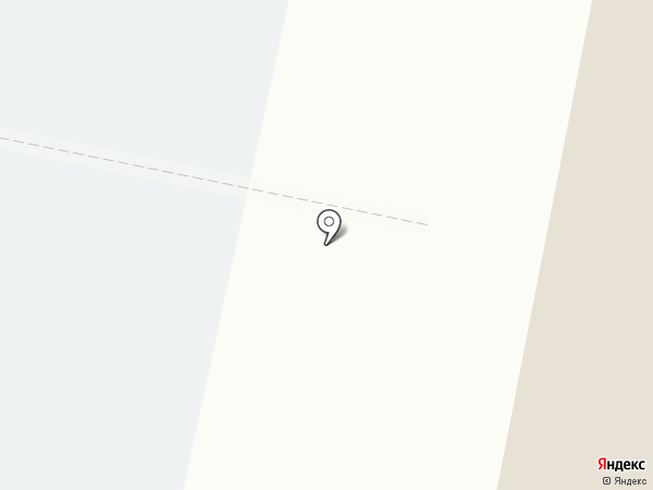 Айсберг на карте Гатчины