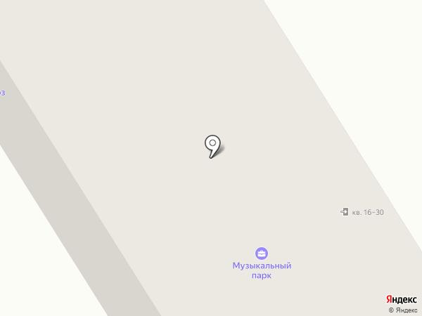 Оптима на карте Гатчины