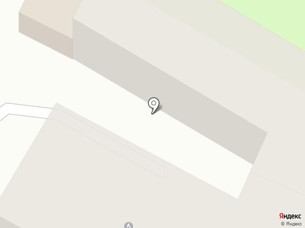 Магазин кухонной утвари на Красной на карте Гатчины