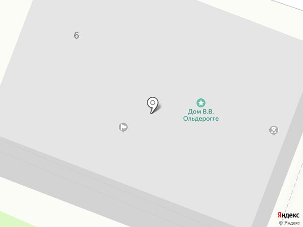 Мемориал на карте Гатчины