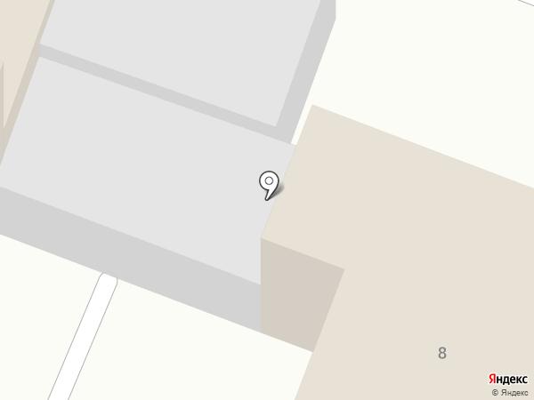 Отдел дознания на карте Гатчины