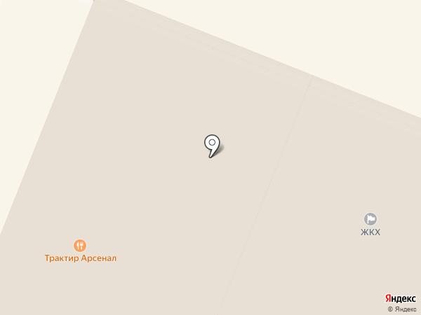 Олеся на карте Гатчины