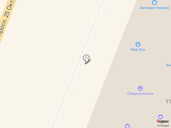 Джинсовый стиль на карте Гатчины