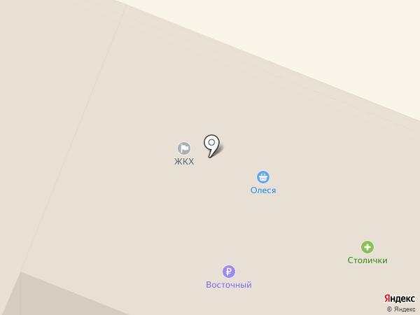 Винная карта на карте Гатчины