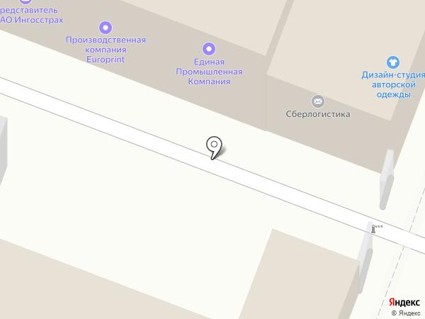 Ингосстрах, СПАО на карте Гатчины