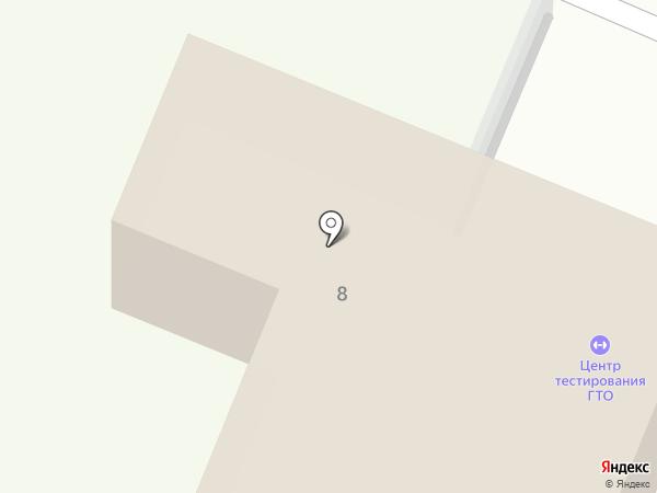 Интернет-кафе на карте Гатчины