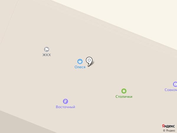 Платежный терминал, Восточный Экспресс Банк, филиал в г. Санкт-Петербурге на карте Гатчины