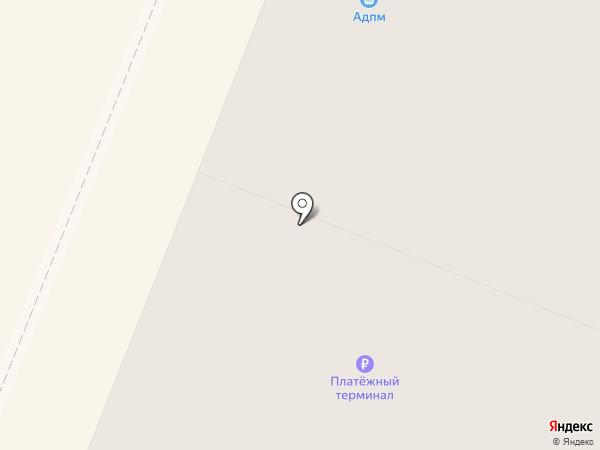 Нотариус Рыбаков А.И. на карте Гатчины