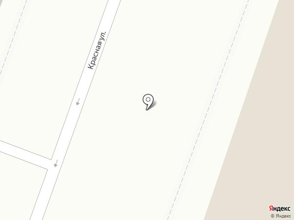 LoftBerry на карте Гатчины