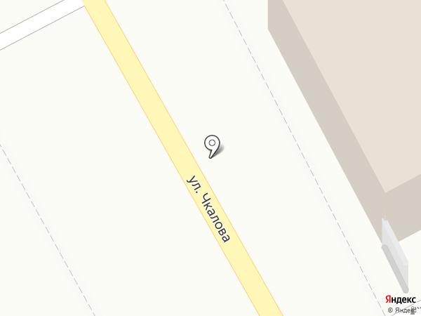 Тихая обитель, МУП на карте Гатчины