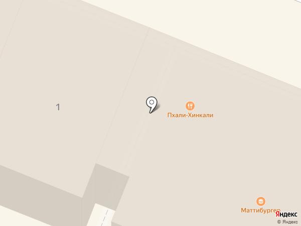 Шёлковый рай на карте Гатчины